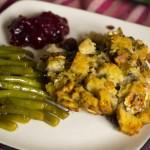 Pinterest Test Kitchen: Bacon & Leek Stuffing