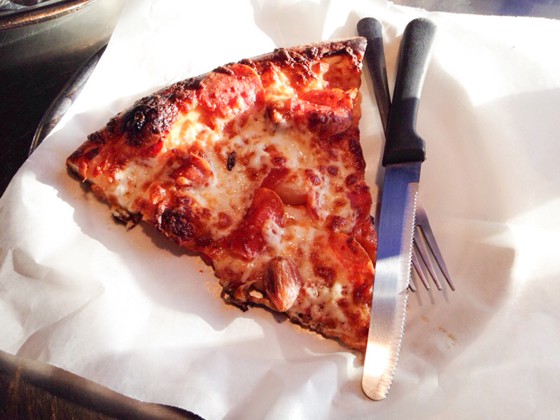 Lupi's Pizza in Hixson, Tennessee uses as many local ingredients as possible in their delicious, fresh pizzas, salads, pastas, and breads. | restaurant review from Chattavore.com