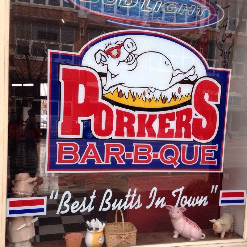 porkers chattanooga // chattavore