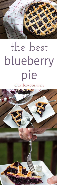 America S Test Kitchen Blueberry Pie