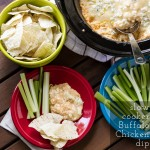 buffalo chicken dip | chattavore