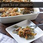 green bean casserole | chattavore