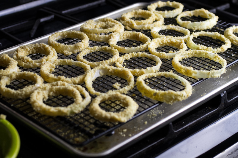 buttermilk onion rings oven fried onion rings oven fried onions rings ...
