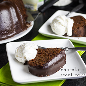 chocolate stout cake| chattavore