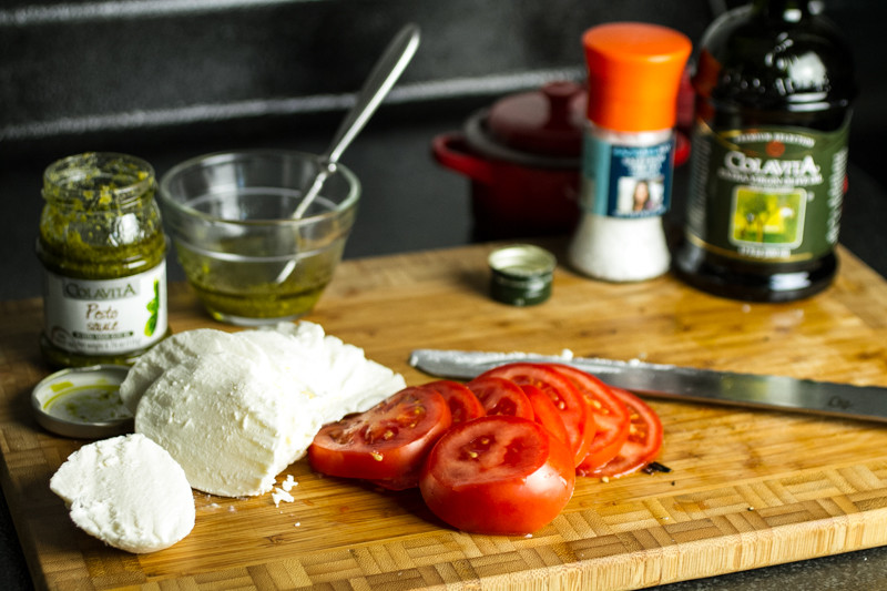 When Colavita sent me a giant box of their amazing products to use to develop some Italian summer grilling recipes, I practically turned cartwheels! | chattavore.com