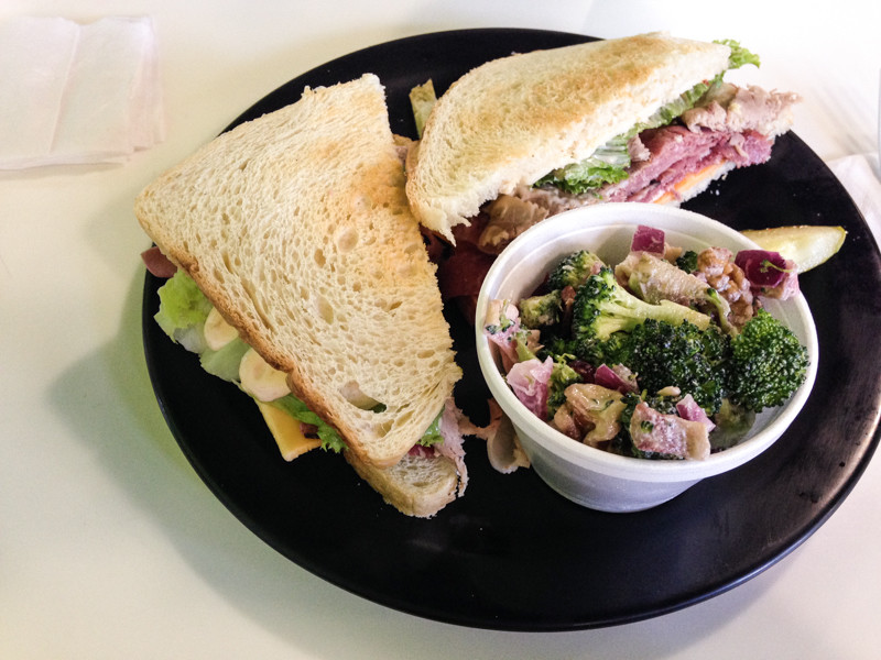 Mindy B's Deli is a great place to get a sandwich in Downtown Chattanooga! #CHA #CHAeats | chattavore,com