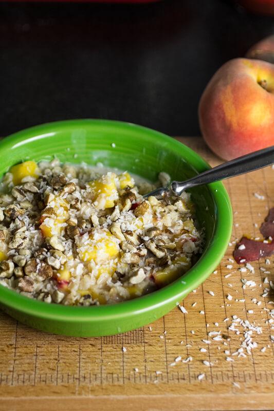coconut peach oatmeal (11 of 12)