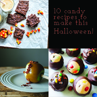 Halloween Candy Recipes to Make This Year