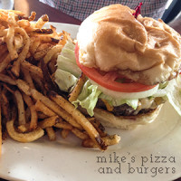 Mike's Pizza and Burgers