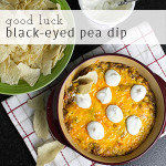 Black-Eyed Pea Dip