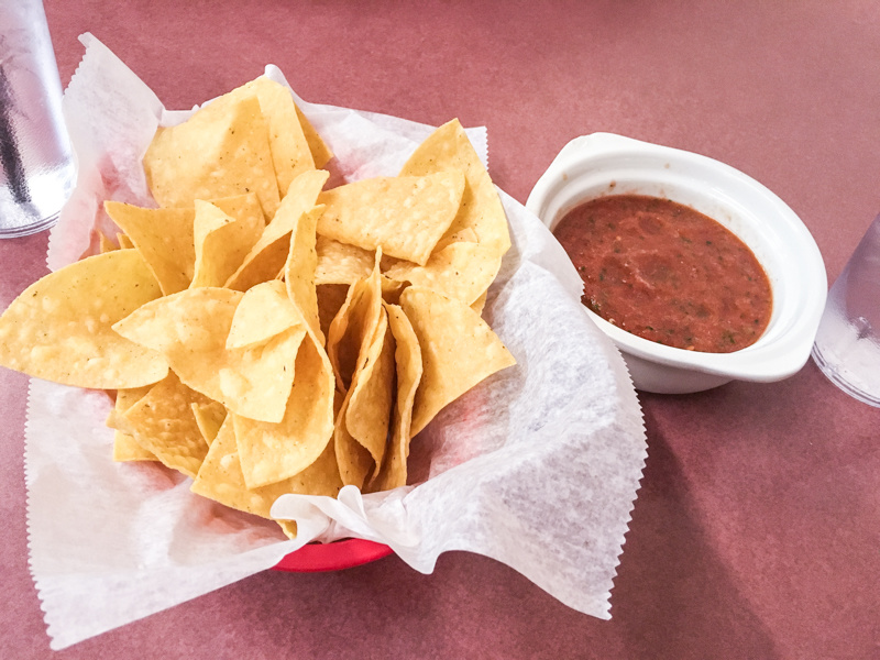If you don't know that Las Morelianas is there, you might miss it. They serve great Mexican food in Hixson, Tennessee! #CHA #CHAeats   chattavore.com