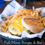 Full Moon Chattanooga, AKA Full Moon American Burger & Bar, is a burger joint and bar on Chattanooga's North Shore, near Coolidge Park. | restaurant review from Chattavore.com