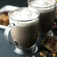 Mexican Hot Chocolate Mocha