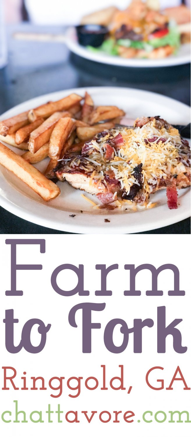 Farm to Fork is a popular restaurant in Ringgold, Georgia that serves fresh, homemade, Southern-style food in a friendly environment. | Restaurant review from Chattavore.com