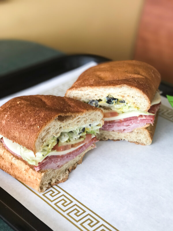 517 Subs is a popular sandwich shop on Signal Mountain that has been around for years and serves basic but delicious sandwiches. | Restaurant Review from Chattavore.com