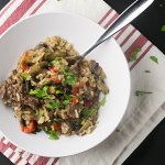 Instant Pot Stick of Butter Rice and Steak Dinner + Video