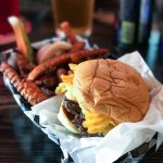 Jack Brown's Beer and Burger Joint, part of a small regional chain, is one of Chattanooga's newest places to get a great burger and a beer. | Restaurant review from Chattavore.com