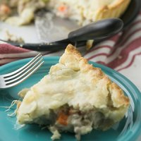 Classic Chicken Pot Pie + Video