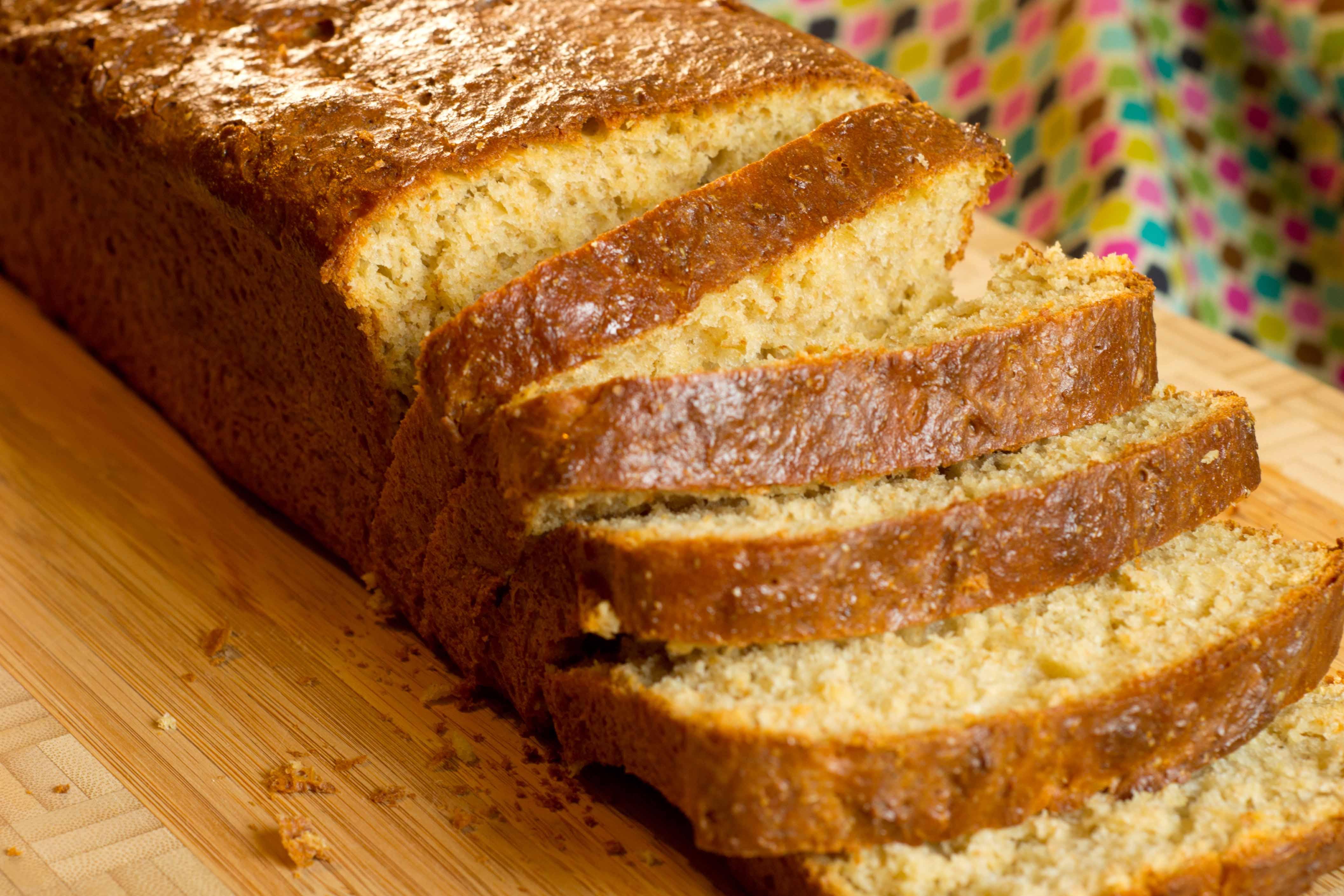 Whole Wheat Sally Lunn Bread - Chattavore