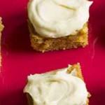 Pinterest Test Kitchen: Pumpkies (Pumpkin Brownies) with Brown Sugar Cream Cheese Frosting