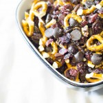 Chocolate and Cranberry Trail Mix