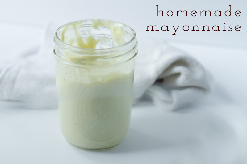 This is an easy homemade mayonnaise recipe (no whisking!)...and this green goddess dressing made with avocado is positively addictive! | recipes from Chattavore.com