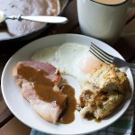 ham and red-eye gravy // chattavore