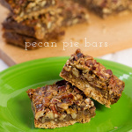 pecan pie bars | chattavore