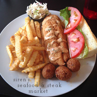 Siren's Seafood and Steak Market (***CLOSED)