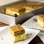 caramel cake | chattavore