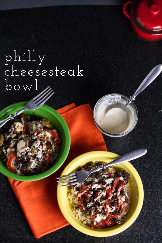 Philly Cheesesteak Bowl - Chattavore