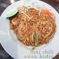 Thai Chili Asian Bistro