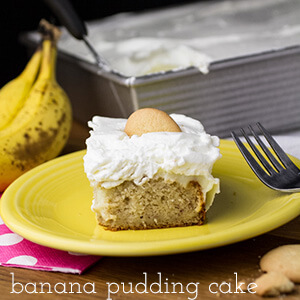 Banana Pudding Cake From Scratch Chattavore