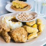 Located in the heart of downtown Chattanooga, Southern Star Chattanooga serves homemade Southern comfort food in a welcoming atmosphere. | restaurant review from Chattavore.com