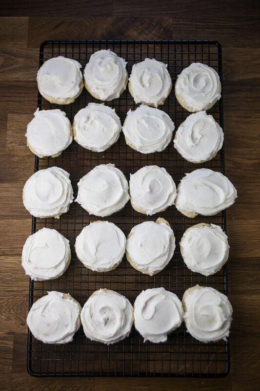 Cake mix wedding