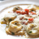 Boccaccia is a beautiful Italian restaurant located in Downtown Chattanooga. It's a wonderful stop for a special occasion dinner! | restaurant review from Chattavore.com
