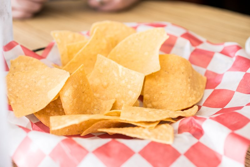 """Taco Town in Hixson, Tennessee is definitely a """"dive"""", but it's clean and friendly and the tacos that they serve are so good you really don't care anyway. 
