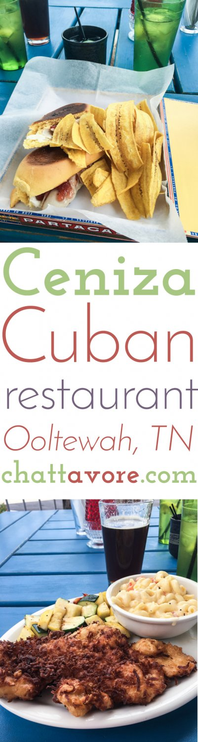 Ceniza Cuban restaurant, located in Cambridge Square in Ooltewah, TN (near Chattanooga), opened in the spring of 2016 and serves Cuban food and cocktails. | Restaurant Review from Chattavore.com