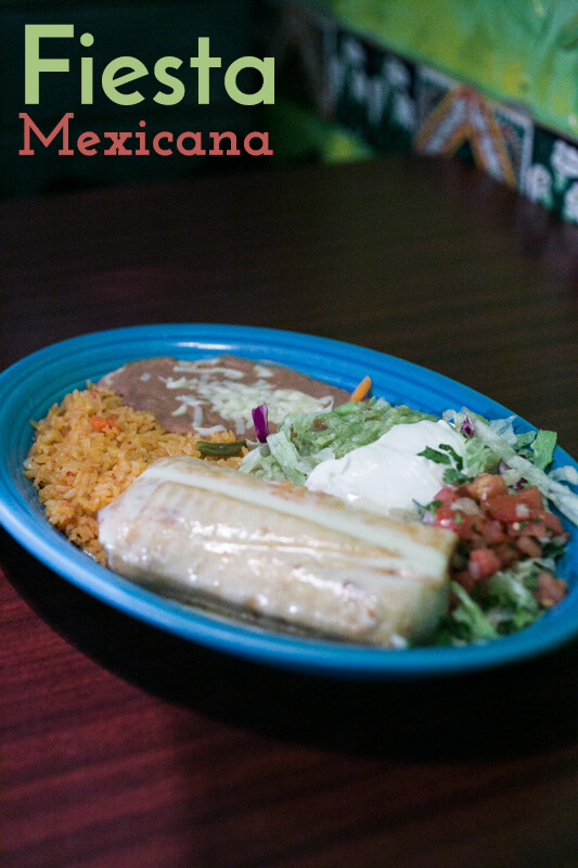 Fiesta Mexicana is a Mexican restaurant located in Hixson, Tennessee. They offer standard Mexican fare in a nice, spacious environment. | restaurant review from Chattavore.com