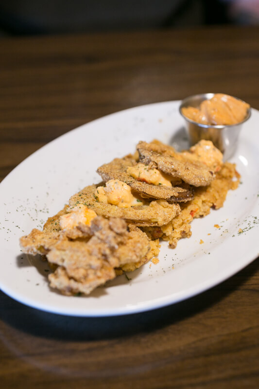 Carrabelle's Casual Café is a casual dining restaurant located in Dayton, Tennessee, that serves low country and Southern-style food. | restaurant review from Chattavore.com