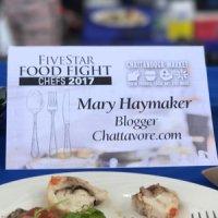Five Star Food Fight 2017