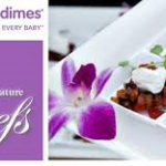 The March of Dimes Signature Chefs Auction will be held in Chattanooga on 10/27/17.