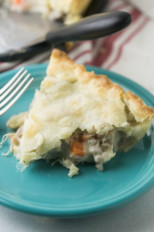how to make chicken pot pie from scratch video